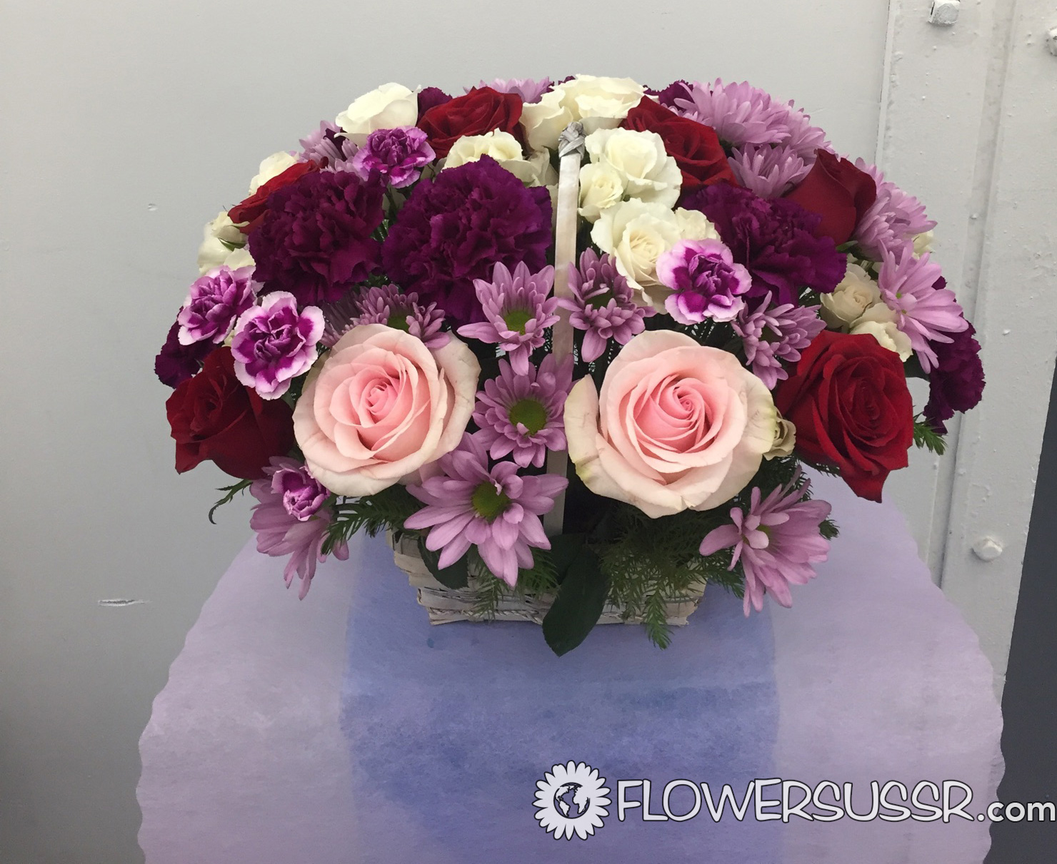 Order Flowers Delivery To Russia And Get A Picture Of Delivery For
