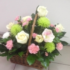 Basket-arrangement-Novosibirsk