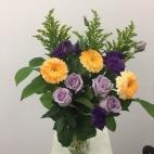 Заказать доставку цветов в Нью-Йорк