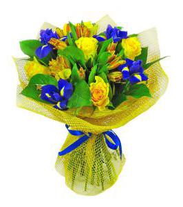 Spring Flowers. Букет Весенний