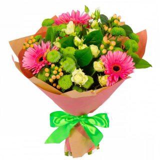 Как отправить цветы в другой город с доставкой