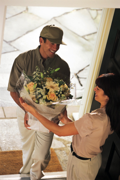 Flowers Delivery: When Did It Start?