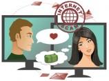 International online dating scam