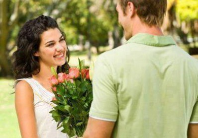 Giving flowers when dating a Russian or Urkainian girl