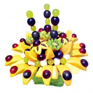 Order fruit arrangement to Russia