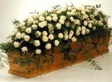 Траурная композиция для гроба
