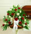 Sympathy-basket for funerals