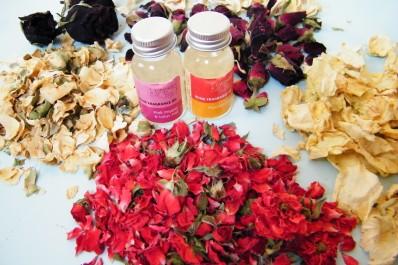 Potpourri-ingredients