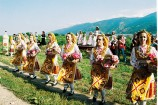 Rose festival in Kazanlak, Bulgaria