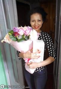Доставка цветов и подарков любимым в Украине