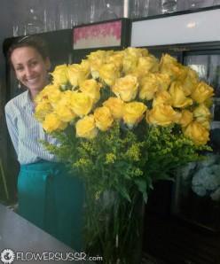 Доставить 101 розу в Майями