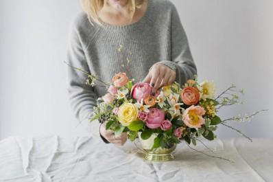 Заказать цветы с доставкой в Торонто, Канада