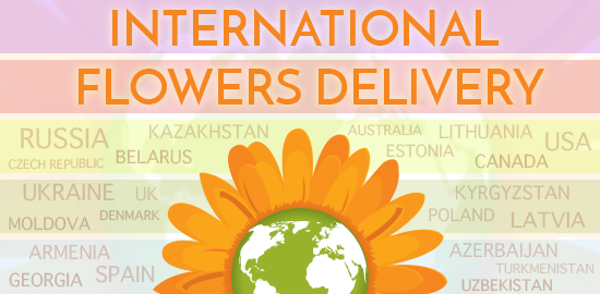 Please Select The Country That You Wish To Send Flowers By Clicking On Map Above