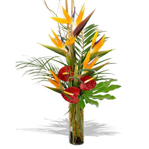 Заказать цветы с доставкой на Бали